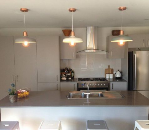 hanging pendant light installation residential-electrician services nowra nsw
