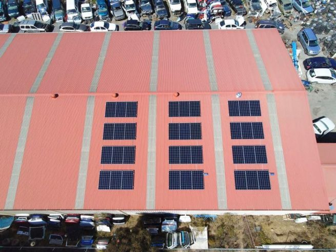 solar panel installation service for business rooftop view nowra nsw