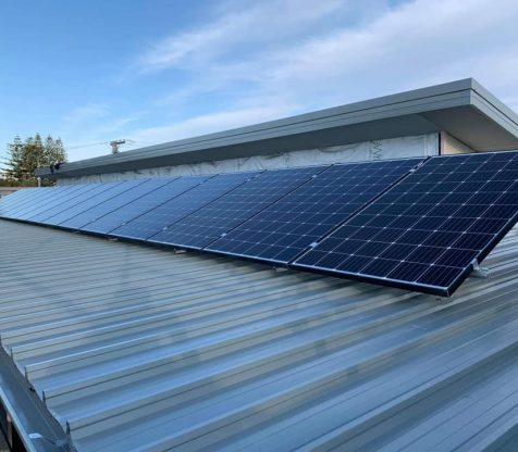 solar panel installation service rooftop jervis bay nsw