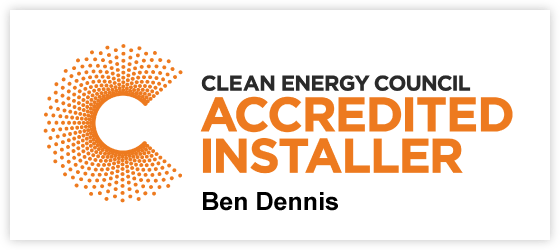 clear energy council accredited installer
